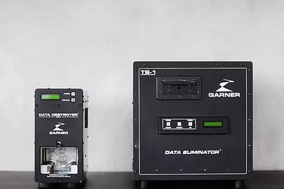 data destruction in storage media